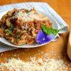 Как приготовить пасту болоньезе с фаршем из говядины - пошаговый рецепт с фото