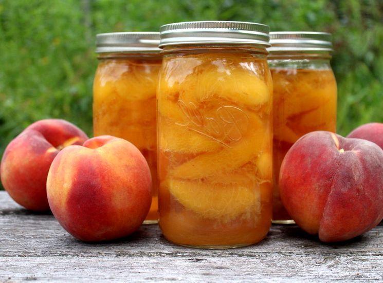 Персиковое варенье - рецепт на зиму
