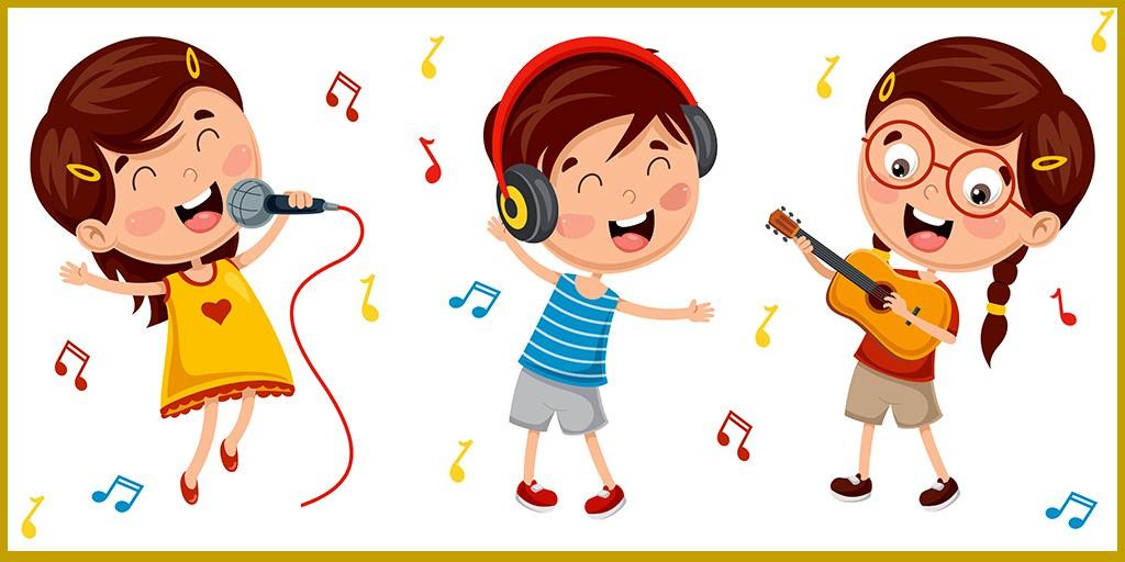 Песенный конкурс на детский день рождения