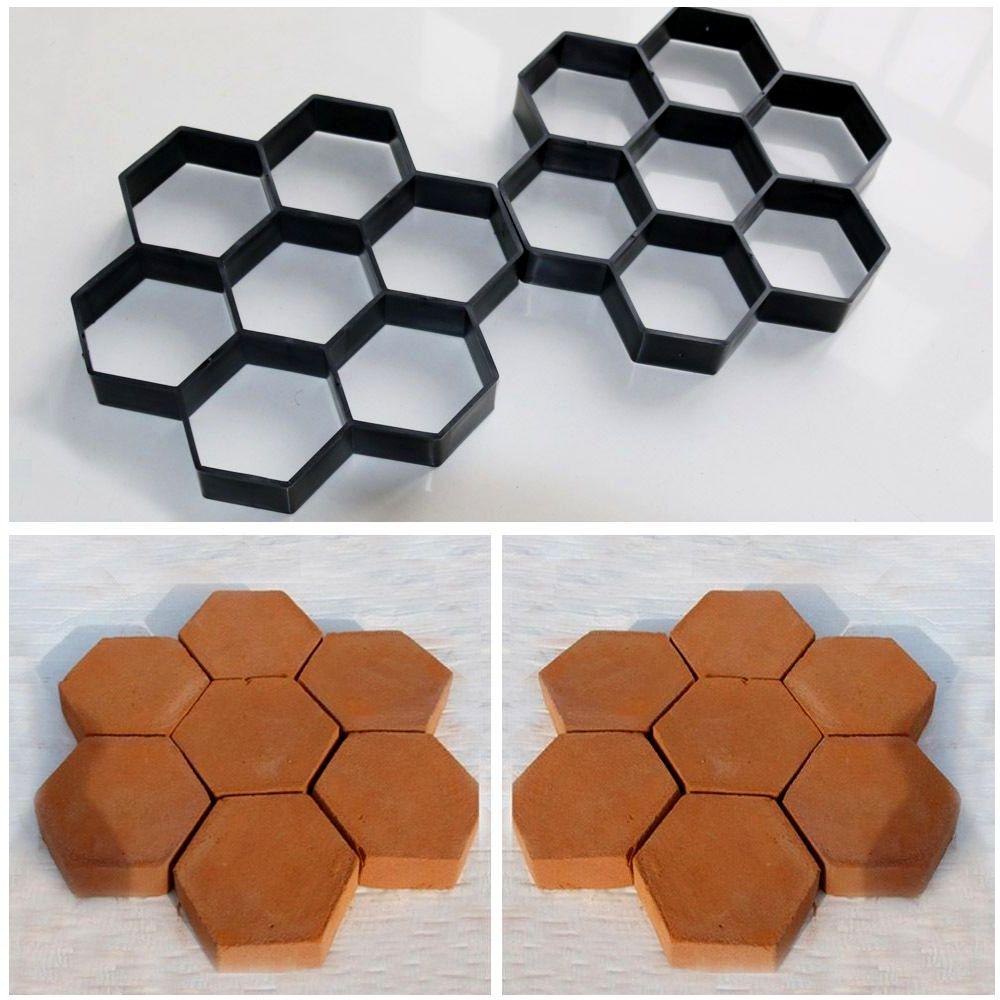 Пластиковые формы для плитки