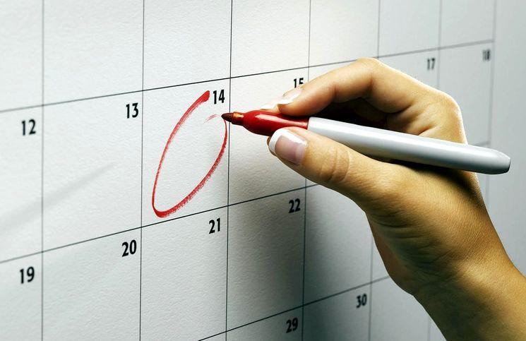Если критические дни пришли на 5 дней раньше положенного срока