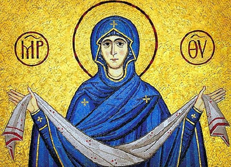Праздник Покров Пресвятой Богородицы