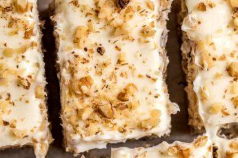 Пошаговый рецепт быстрого бананового торта