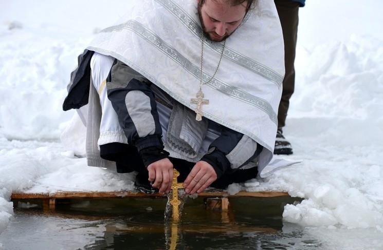 Православный праздник Крещения