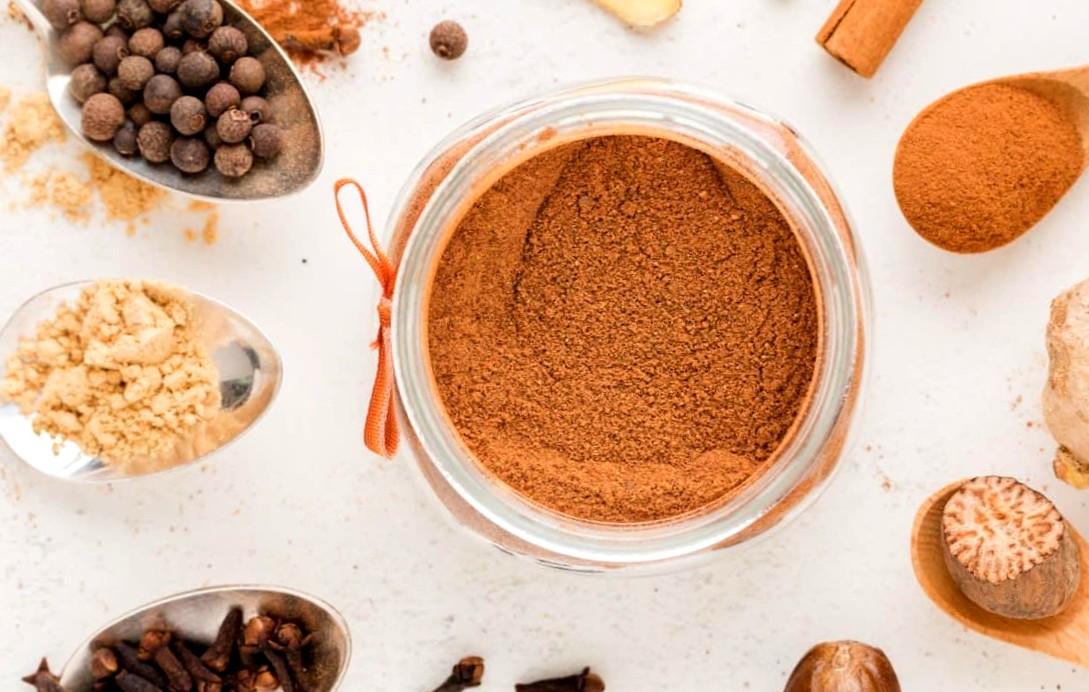 Ингредиенты приправы Тыквенный пирог
