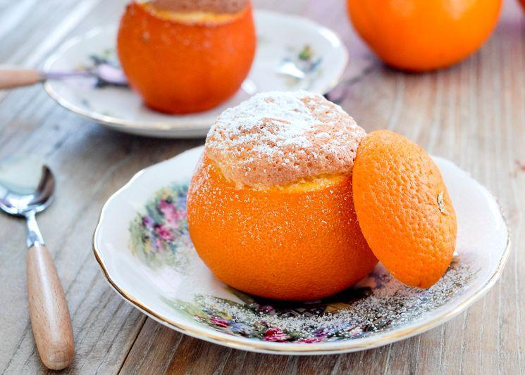 Готовим апельсиновое суфле