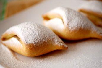 """Печенье """"Сугробы"""" - простая и вкусная домашняя выпечка"""