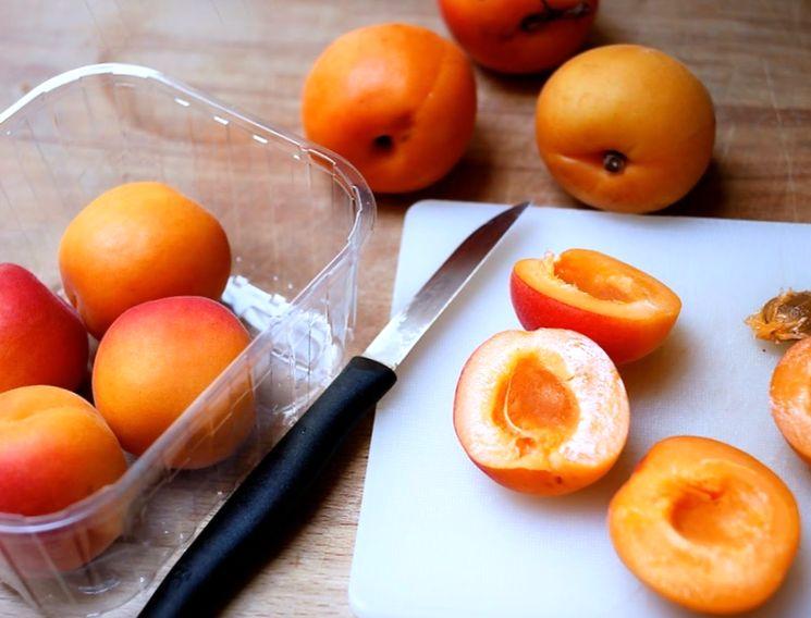 Рецепт абрикосового компота без косточек