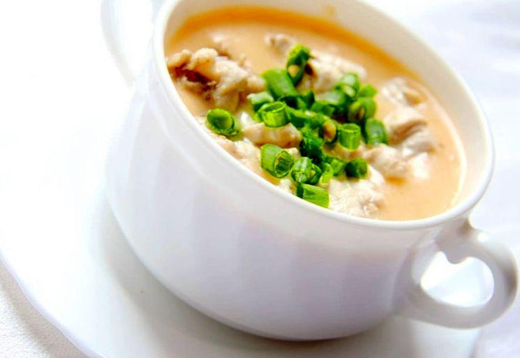 Рецепт куриного супа-пюре