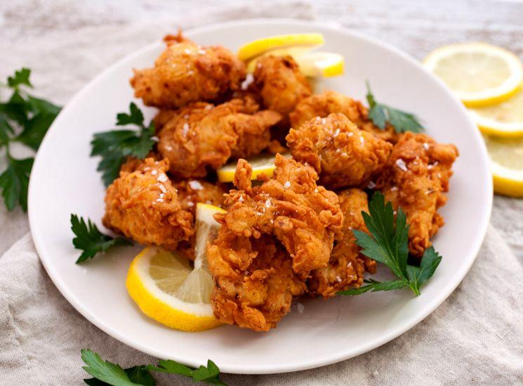 Готовим куриные наггетсы дома