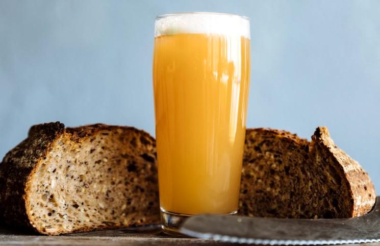 Домашний рецепт кваса из хлеба