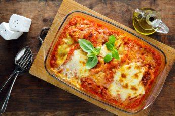 Рецепт итальянской лазаньи болоньезе