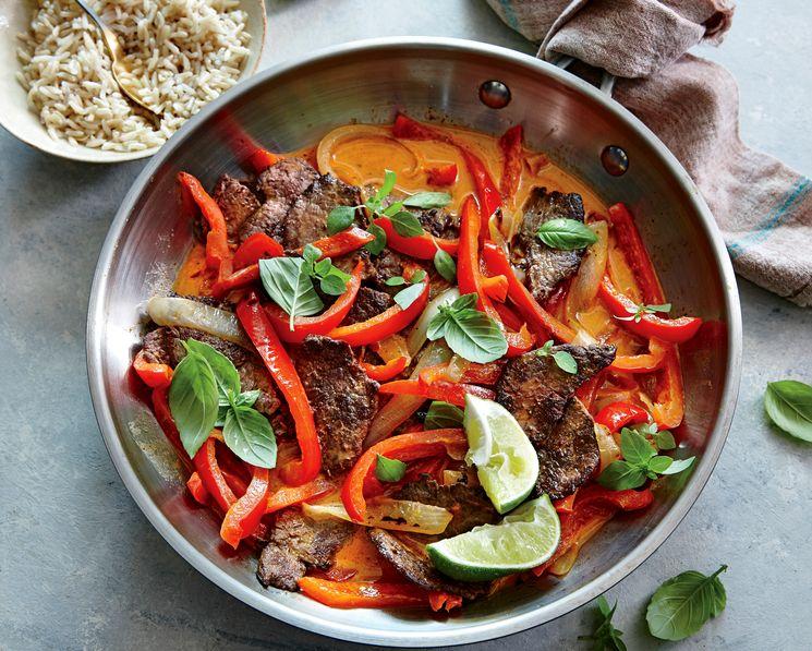 Рецепт мяса по-тайски