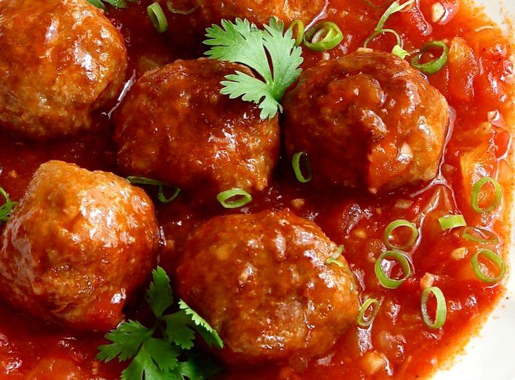 Рецепт овощной подливы к котлетам