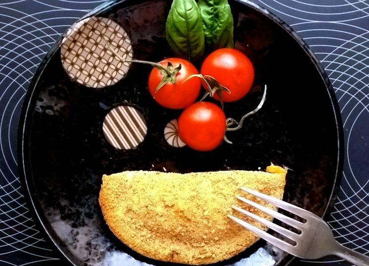 Ингредиенты для начинки итальянских пирожков