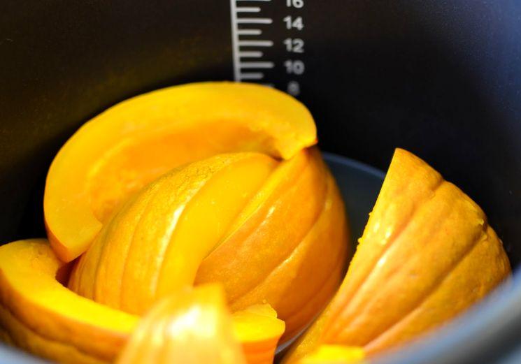 Рецепт приготовления тыквенного пюре