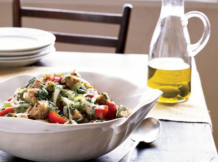 Рецепт салата из печени трески без майонеза