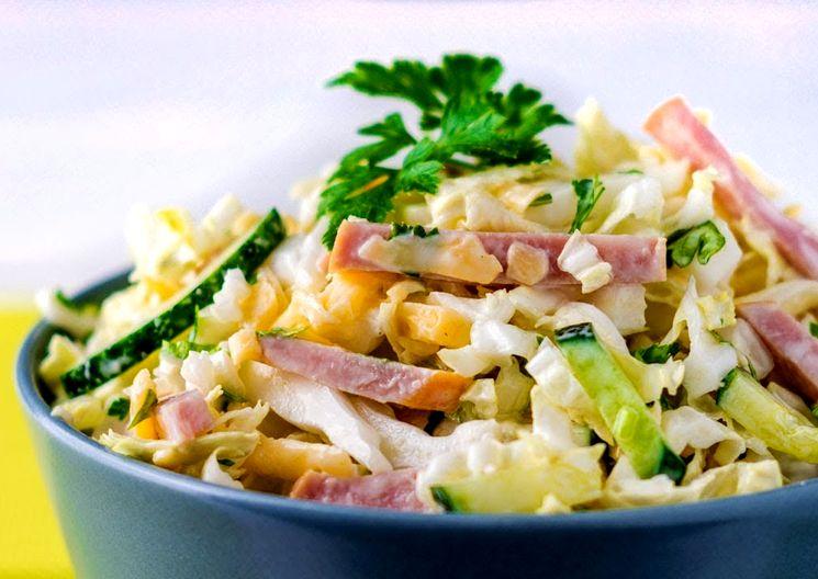 Быстрый и вкусный салат на новый год