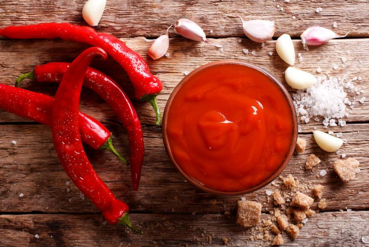 Готовим соус Чили по рецепту Джейми Оливера