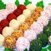 Рецепт сырных шариков