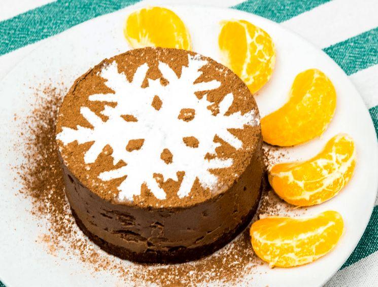 Готовим торт без выпечки