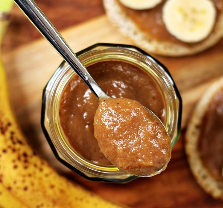 Рецепт варенья из бананов