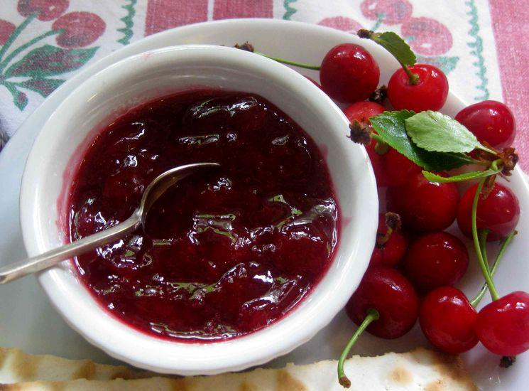 Рецепт вишневого варенья