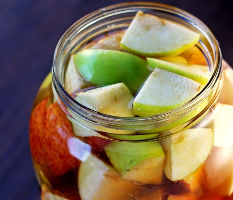 Рецепт яблочного уксуса