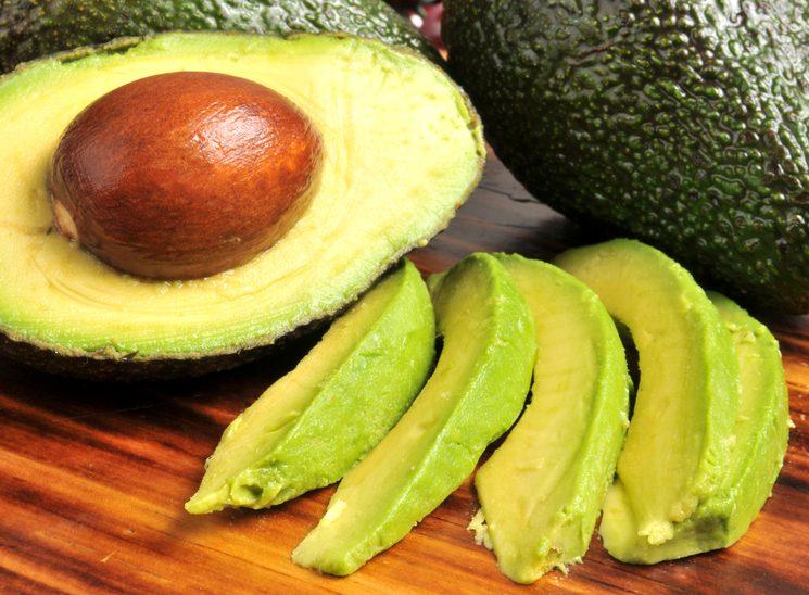 Селедка под шубой с авокадо