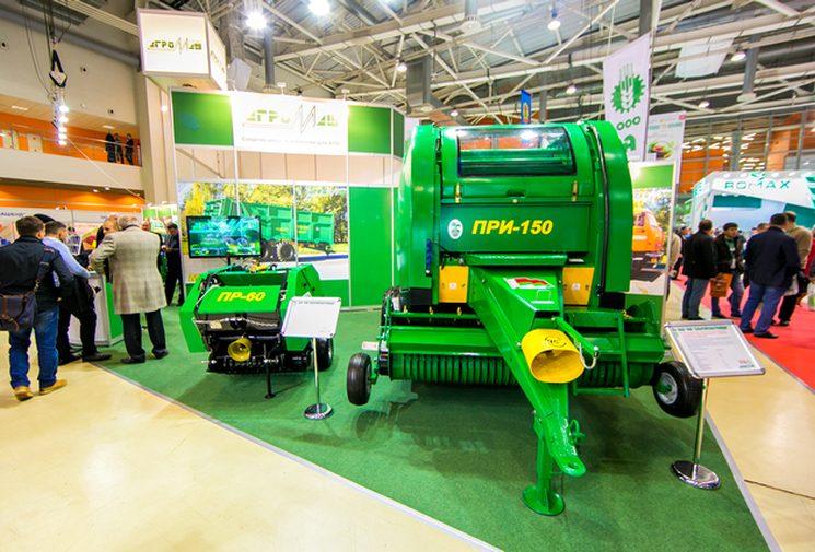 Сельхозвыставка в Москве