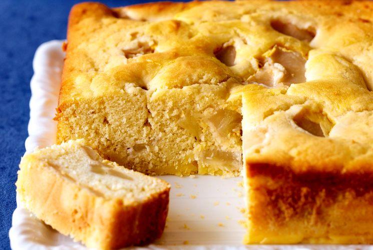 Цветаевский рецепт шарлотки с яблоками