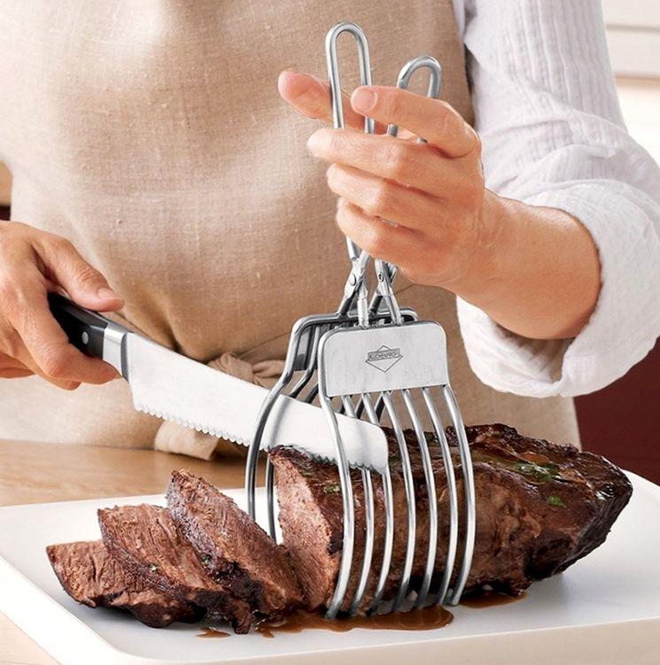 Щипцы для нарезки мяса