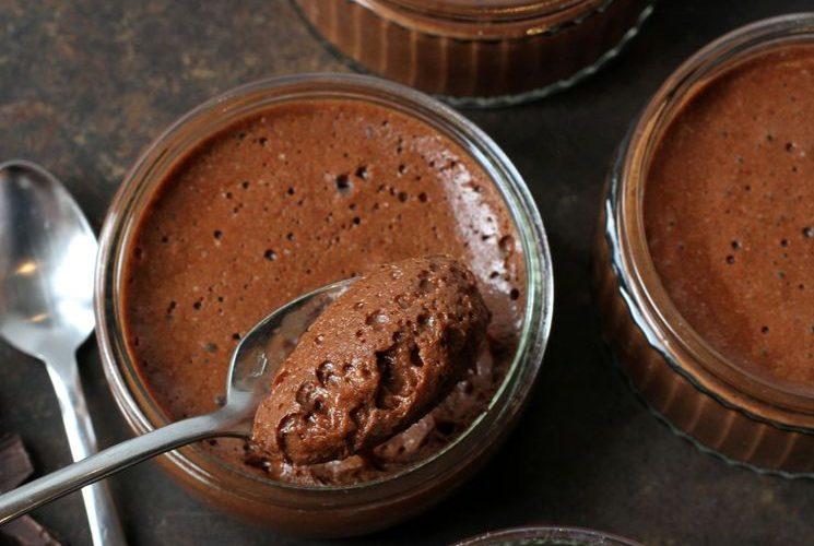 Рецепт шоколадного мусса от Джулии Чайлд