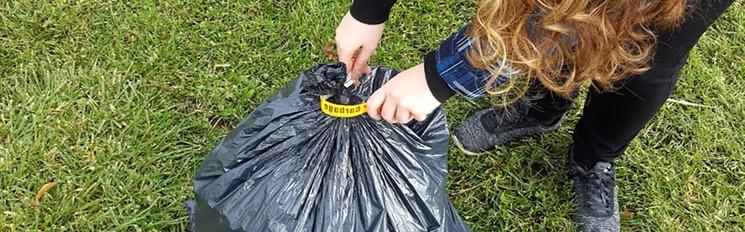 Штрафы за мусор на даче