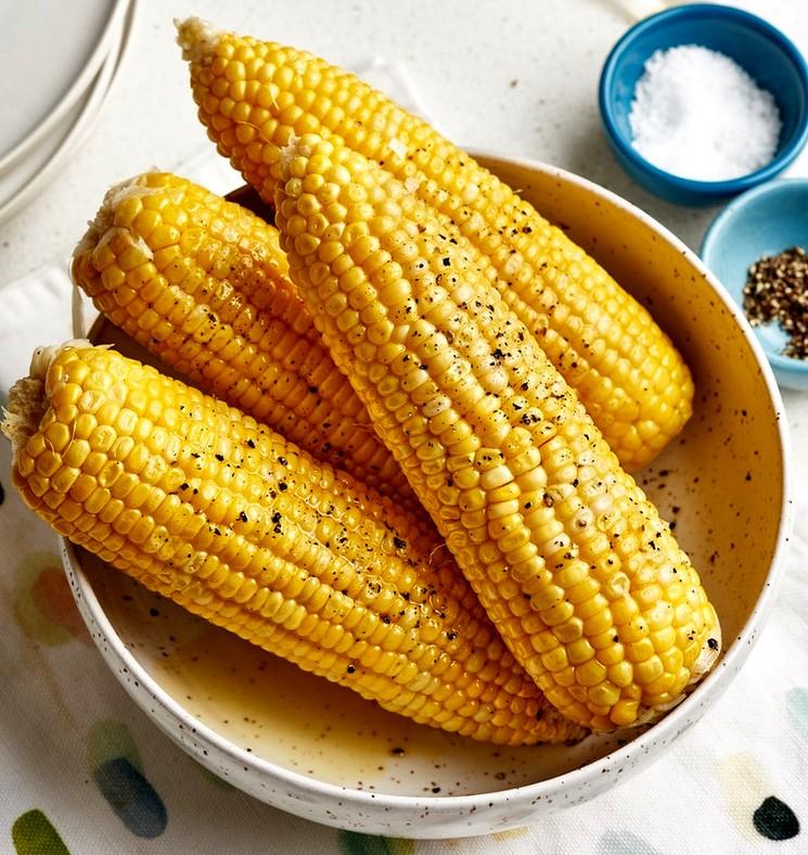 Как и сколько по времени варить кукурузу