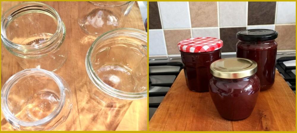 Слива на зиму - рецепт варенья с какао шаг 6