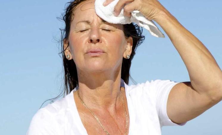 Солнечный удар у пожилых людей