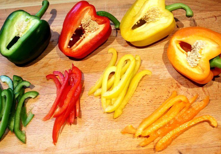 Сортовые и гибридные перцы