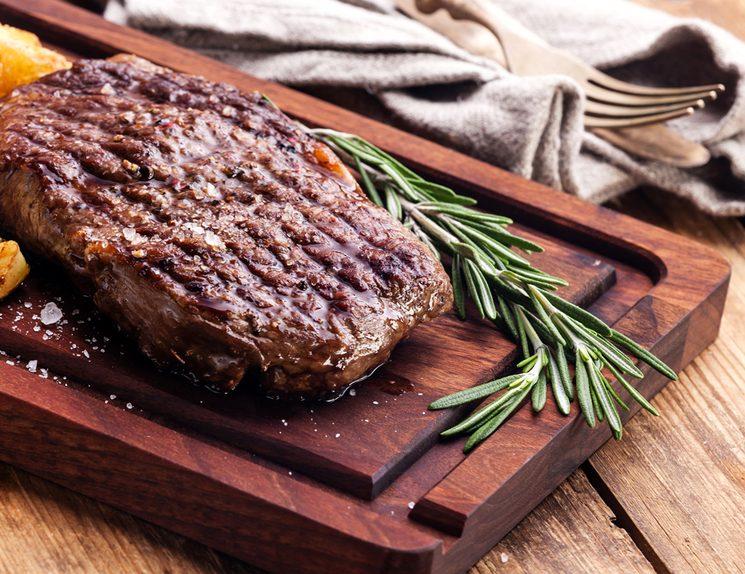 Как приготовить стейк Рибай по рецепту Джейми Оливера