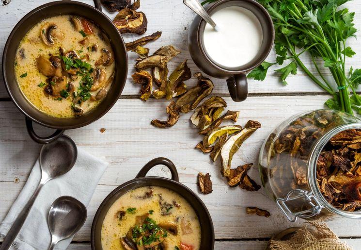 Грибной суп из сушеных грибов – самый вкусный рецепт