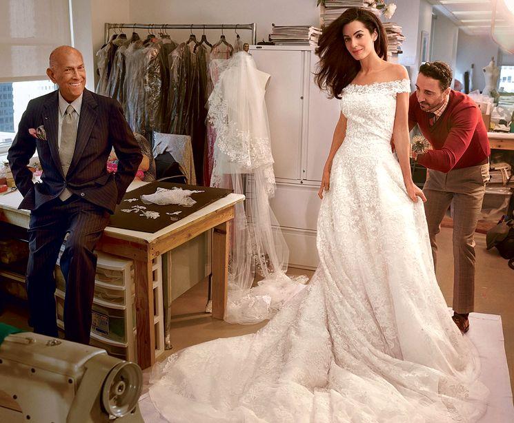 Итальянская свадьба Джорджа Клуни и Амаль Аламуддин