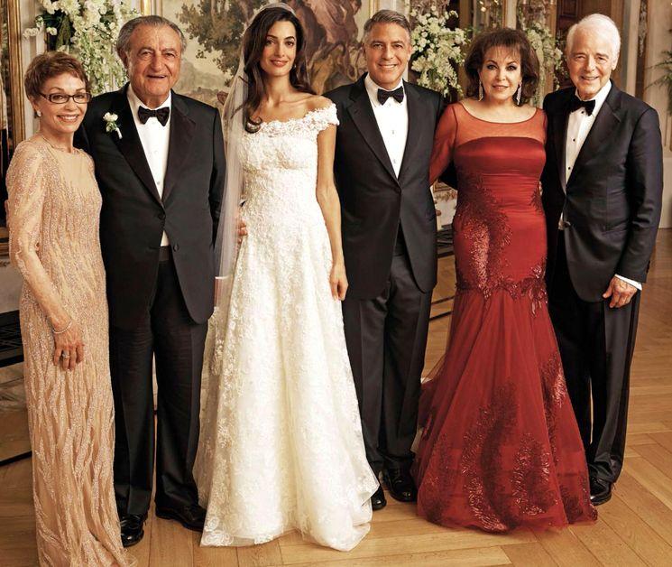 Свадьба заядлого голливудского холостяка Джорджа Клуни