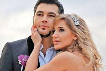 Красивая свадьба Алексея Чумакова и Юлии Ковальчук