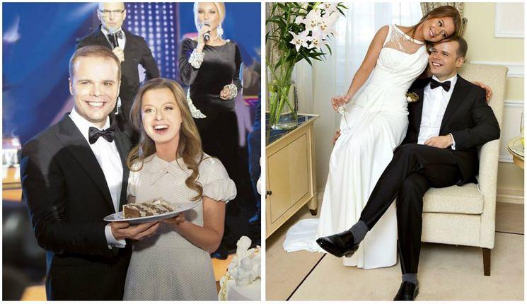 Свадьба Юлии Савичевой и Александра Аршинова