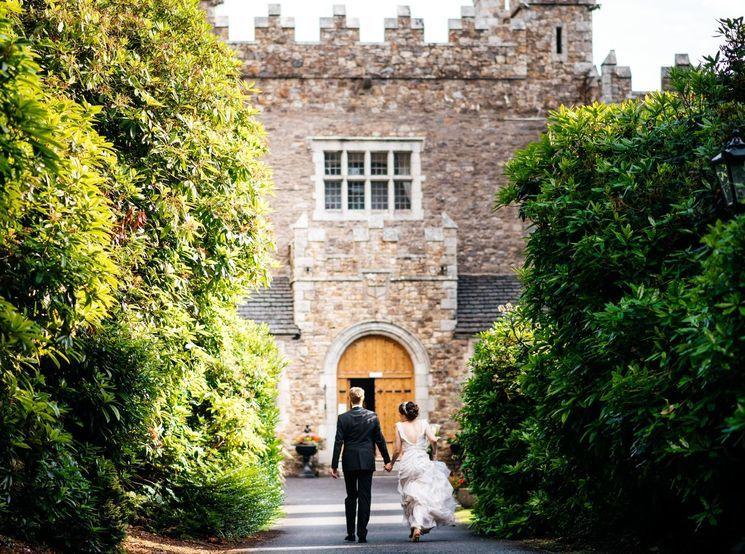 Организация свадьбы в Ирландском стиле