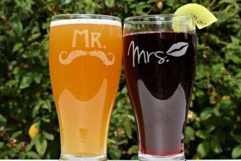 Свадьба в стиле Октоберфест