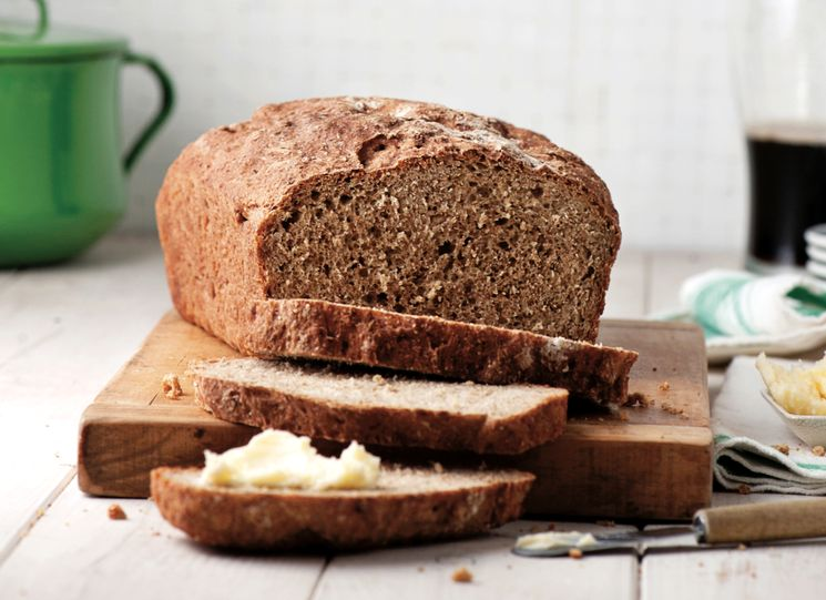 Как хранить свежий хлеб