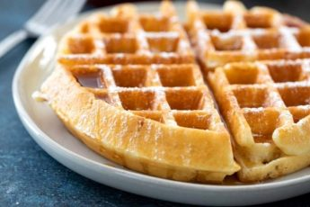 Тесто для Венских вафель - пошаговый рецепт
