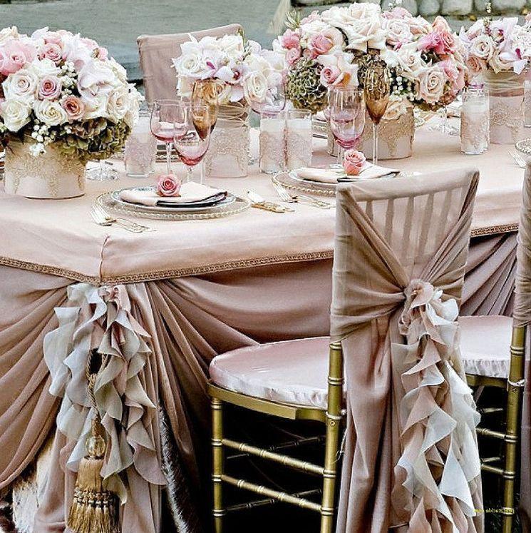 гармоничные цветовые решения для свадьбы