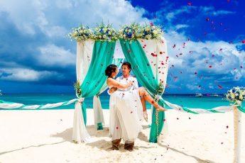 Устраиваем свадьбу на островах